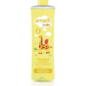 Amalfi baby shampoo
