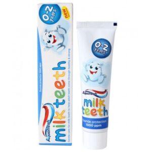 Aquafresh Milk teeth 0-2 years
