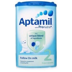 Aptamil 2- Follow on Milk