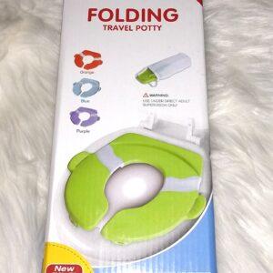 Folding Travel Potty