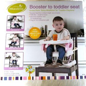Mastela Booster to Toddler