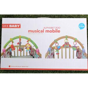 Alphabet Zoo Musical Mobile