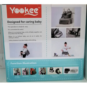 Yookee 2 In 1 Bag & Chair
