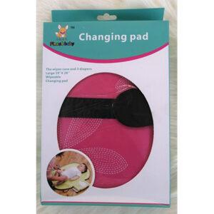 Changing Pad- pink