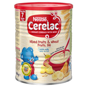Cerelac Mixed Fruits & Wheat