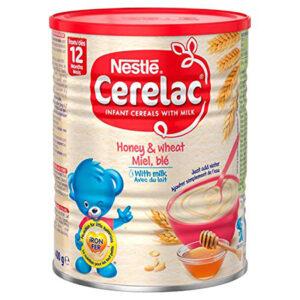 CERELAC Honey & Wheat with Milk