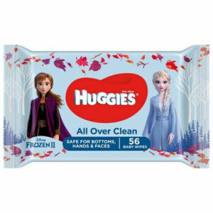 Huggies Baby Wipes, Disney, All Over Clean