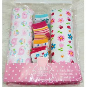 Blanket & Socks Gift Set